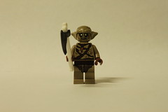 LEGO The Hobbit The Goblin King Battle (79010) - Goblin Soldier