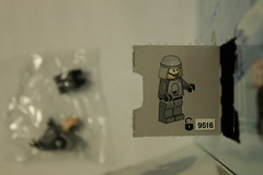 LEGO Star Wars 2012 Advent Calendar (9509) - Day 9: Hoth Imperial Officer