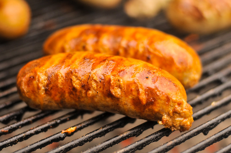 Buffalo Chicken Sausage