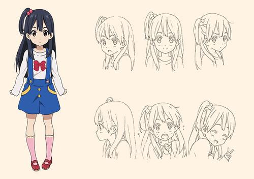 121210(2) - 「京都動畫」2013年首部原創電視動畫《たまこまーけっと》(Tamako Market)追加3位主角造型與幕後代言人! (2/4)