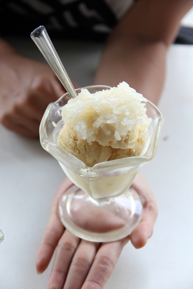 Durian Ice Cream (Thailand)