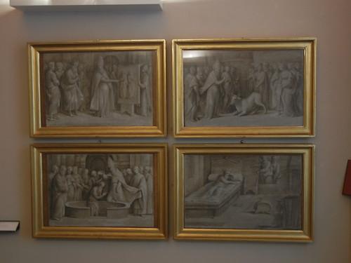 DSCN3894 _ Storie di Costantino e di papa Silvestro, Benvenuto Tisi detto Garofalo