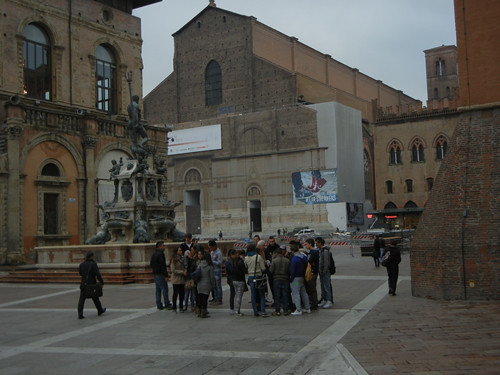 DSCN4460 _ Fontana del Nettuno, Piazza del Nettuno, and Basilica di San Petronio, Bologna, 18 October