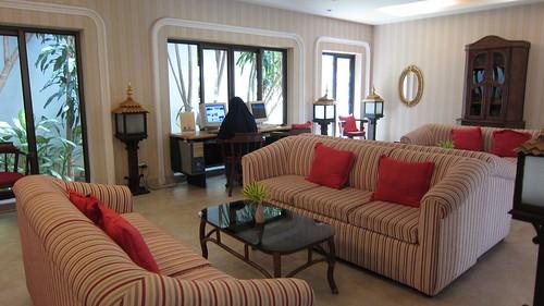 Samui Palm Beach Resort-internet room サムイパームビーチリゾート