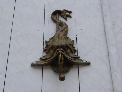 Aldaba de Cartagena de Indias