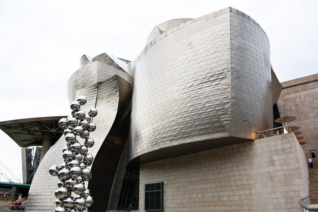 Guggenheim Museum - Bilbao - Espanha