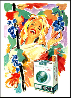 North Pole Menthol Cigarettes