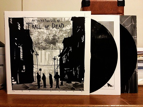 And You Will Know Us By The Trail Of Dead - Lost Songs 2xLP by Tim PopKid
