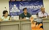 Plenária Sindical de Base, em Florianópolis, dia 6 de dezembro/2012