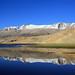 Blue Reflection by Sandeep Santra