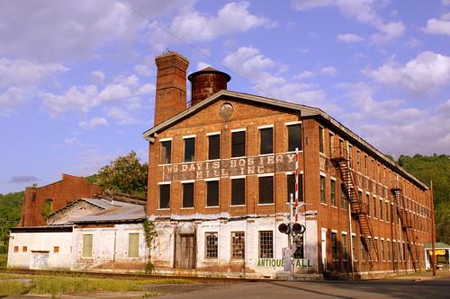 W.B. Davis Hosiery Mill - Ft. Payne, AL