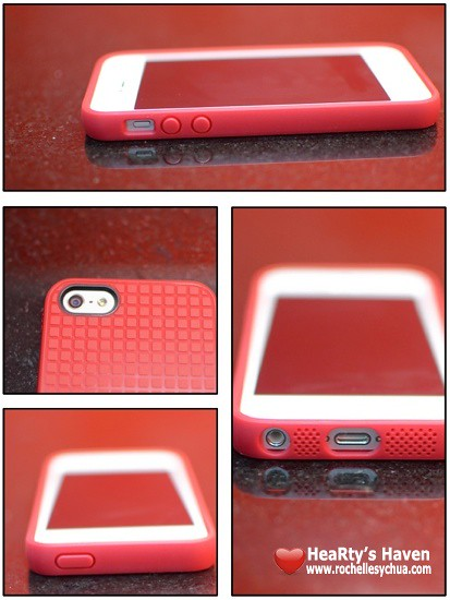 Speck PixelSkin HD case openings