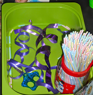 Christmas Cutting Bin (Photo from Mama of Many Blessings)