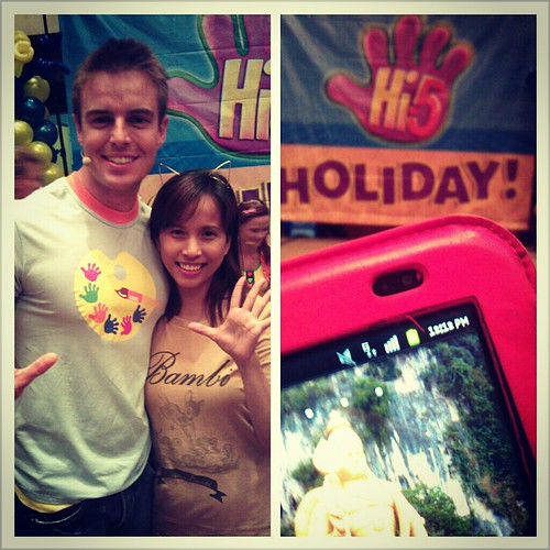 12-12-12 12:12pm with Tim of Hi-5