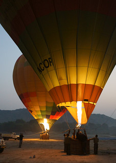 Hot Air Balloons, Jaipur.