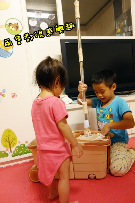 易拖寶Easymop 3D魔術雙驅動免沾手全能旋轉拖把 (20).JPG