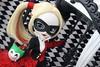 SDCC Harley Quinn Dress Version