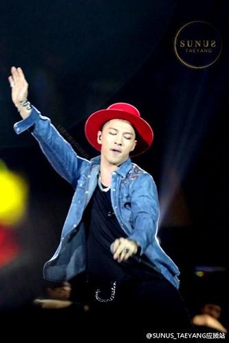 Tae Yang - V.I.P GATHERING in Harbin - 21mar2015 - SUNANDUS - 13