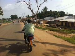 Motorcycling in Suleja, Niger, Nigeria. #JujuFilms