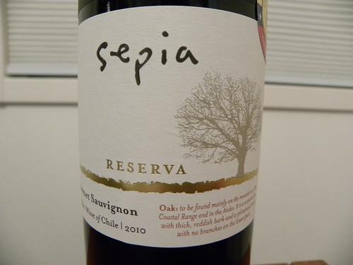 Sepia Reserva