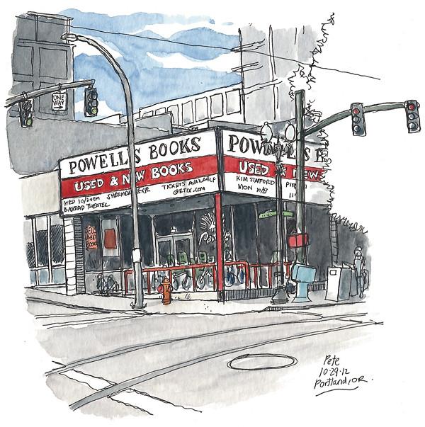 Powell's, Portland