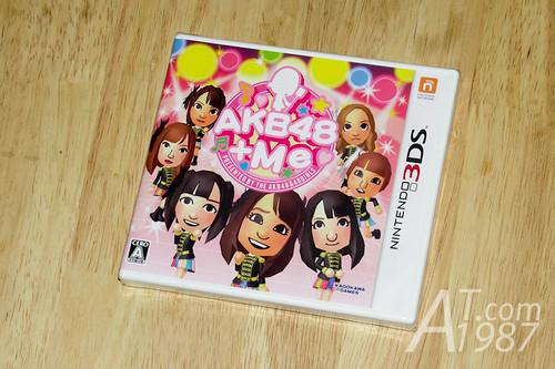 Unpack AKB48+Me ebten chara-ani Limited Pack | Silhouette Garden