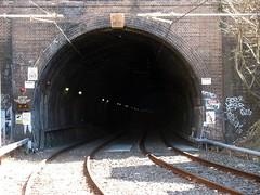 Glebe Tunnel, Glebe, Sydney, NSW