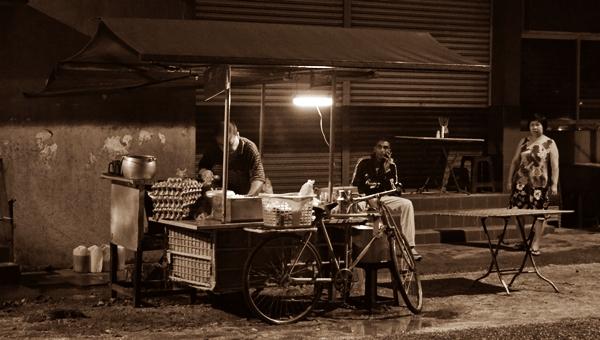 Night Char Kuey Teow Stall @ Jalan Pasir Bedamar2
