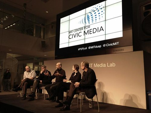 Stephen Johnson on Peer to Peer Democracy and Peer Progressives at @CivicMIT and the @medialab