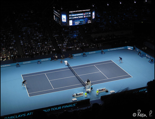UK - London _ ATP World Tour Finals