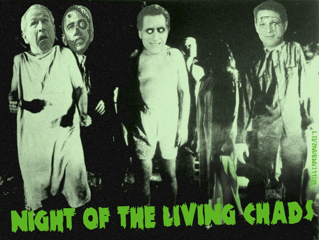 NIGHT OF THE LIVING CHADS