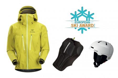 Produkty oceněné ISPO Awards - III.