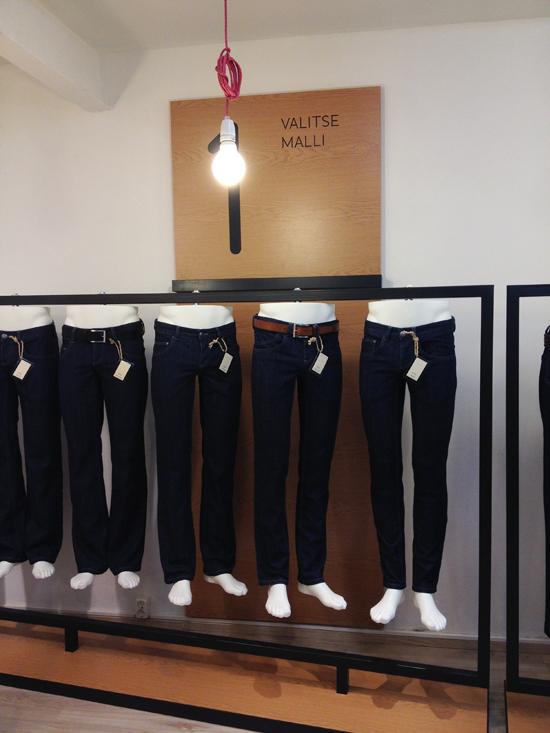 nomo jeans valitse