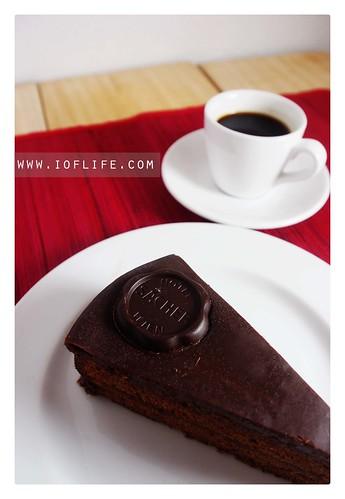 cake Sacher cake
