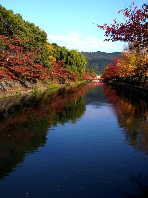 秋の終わりの始まり