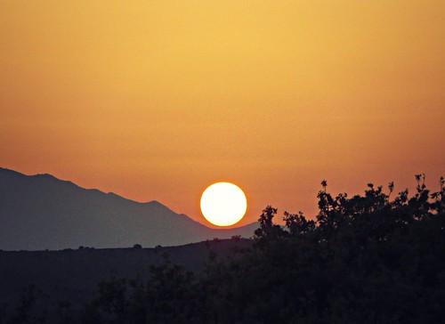 The greek sun!