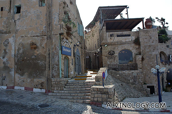 Exploring Jaffa Old City