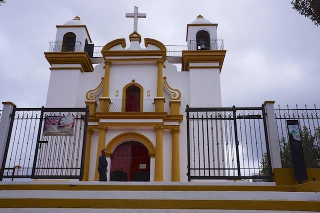 Iglasia Guadaloupe 2