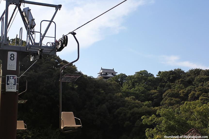 Matsuyama Chairlift