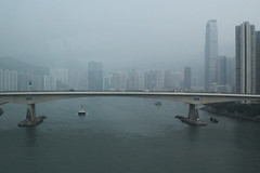 Tsing Yi North Bridge in Hong Kong