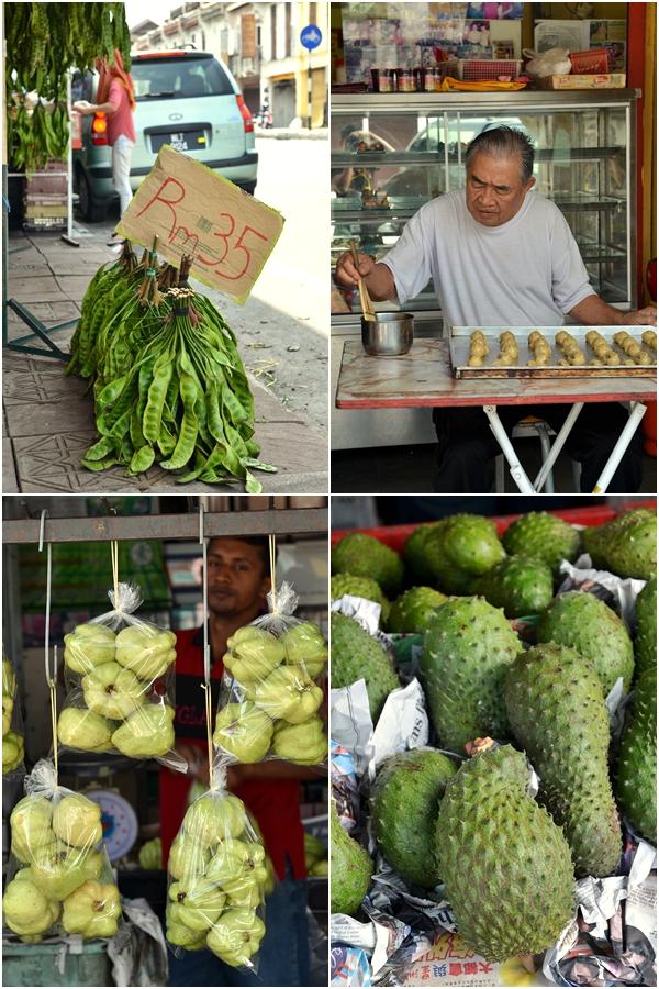 Bidor Famous Petai, Guava & Soursop