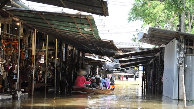 thailand watermaket