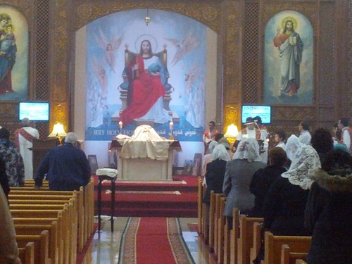 St George & St Anthony Coptic Orthodox Church in Ottawa