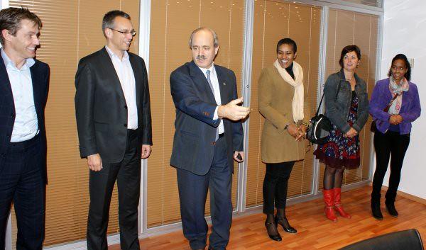 Hollanda Heyeti Üsküdar Üniversitesi'ni Ziyaret Etti 2