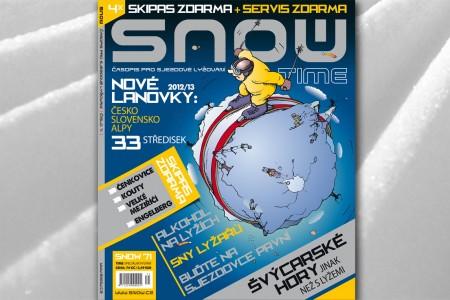 SNOW 71 Time - speciální vydání 2012