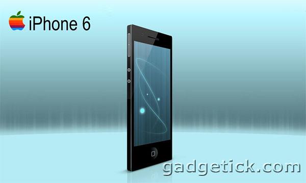 iPhone 6 дата выхода назначена на июнь 2013