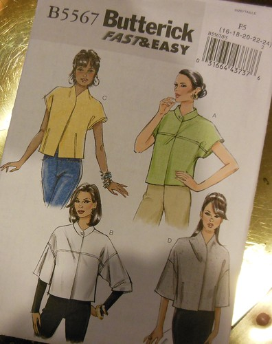 Butterick 5567 by becky b.'s sew & tell