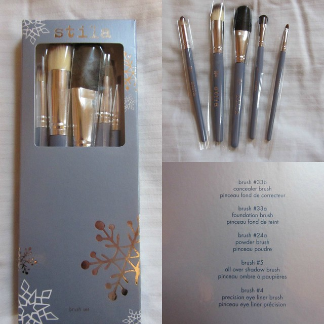 stila make up brushes