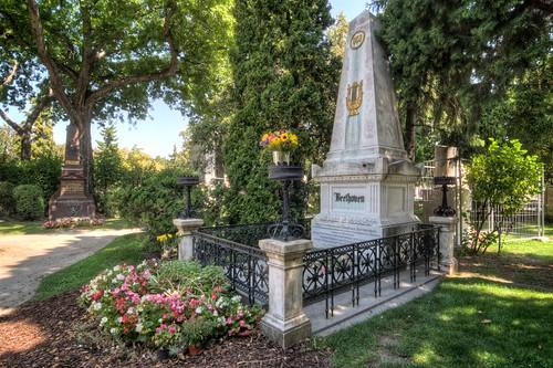 Ludwig van Beethoven's Grave