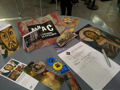 MNAC_museu goodies for #mcn2012 Silent Auction